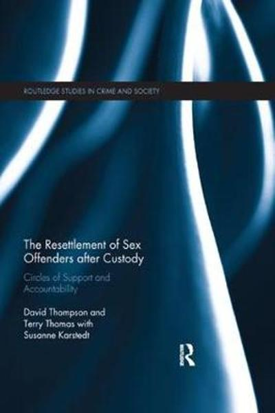 The Resettlement of Sex Offenders after Custody - David Thompson