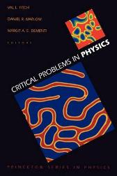 Critical Problems in Physics - Val L. Fitch Daniel R. Marlow Margit A.E. Dementi