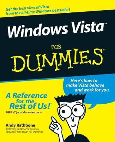 Windows Vista For Dummies - Andy Rathbone