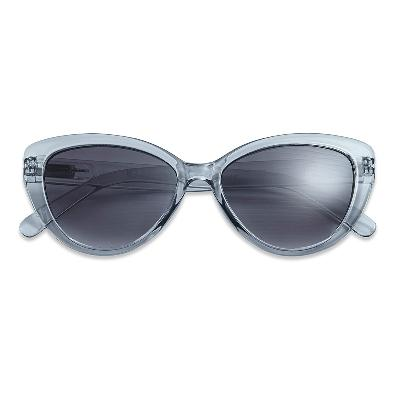 Solbrille Cat Eye smoke +2,5 - Have A Look