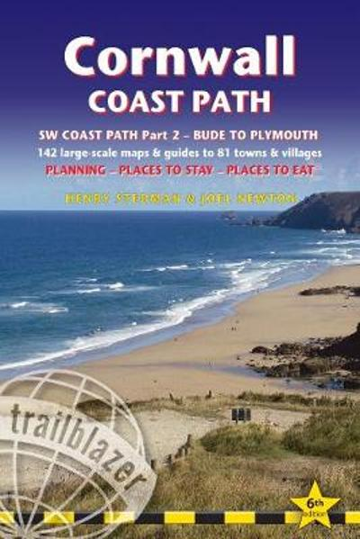 Cornwall Coast Path -
