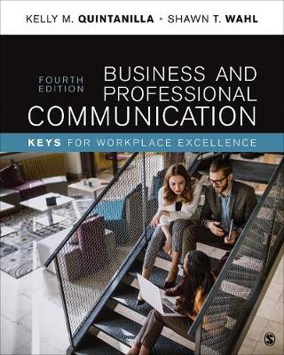 Business and Professional Communication - Kelly M Quintanilla
