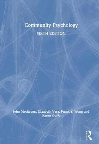 Community Psychology - John Moritsugu