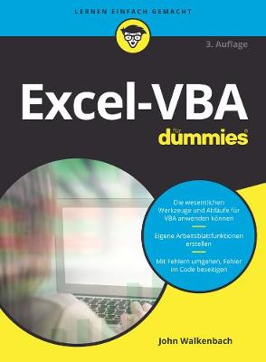 Excel-VBA fur Dummies - John Walkenbach