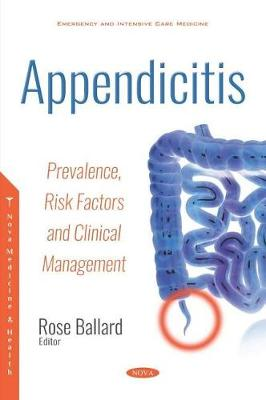 Appendicitis - Rose Ballard
