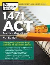 1,471 ACT Practice Questions - Princeton Review