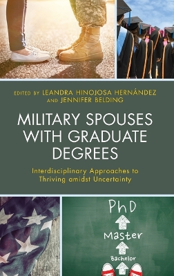 Military Spouses with Graduate Degrees - Leandra Hinojosa Hernandez
