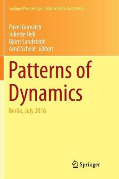 Patterns of Dynamics - Pavel Gurevich