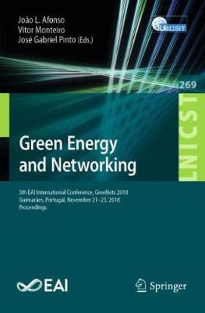 Green Energy and Networking - Joao L. Afonso