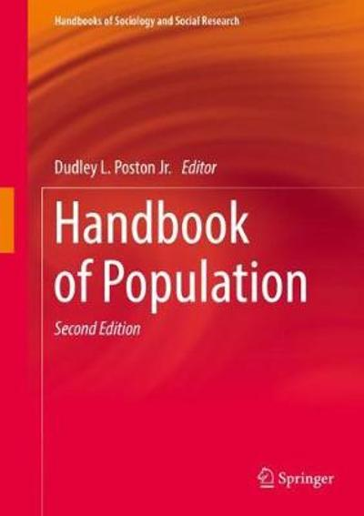 Handbook of Population - Dudley L. Poston Jr.
