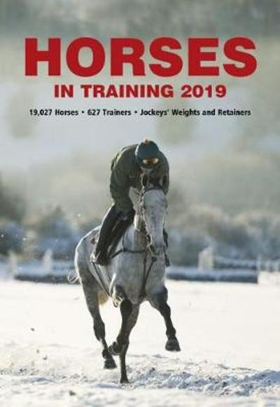 Horses In Training 2019 - Richard Lowther