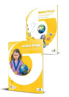 Global Stage Level 3 Literacy Book and Language Book with Navio App - Katie Foufouti