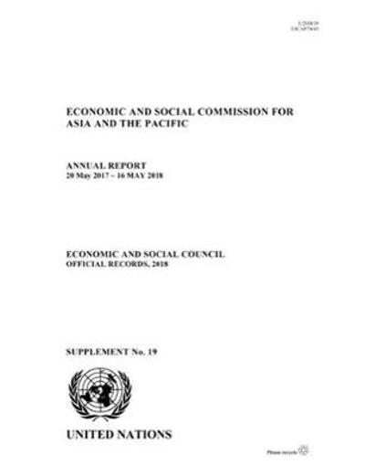 Economic and Social Commission for Asia and the Pacific - United Nations: Economic and Social Commission for Asia and the Pacific