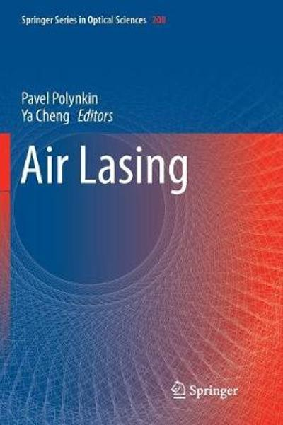 Air Lasing - Pavel Polynkin