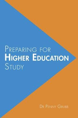 Preparing for higher education study - Penny Grubb