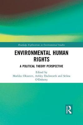 Environmental Human Rights - Markku Oksanen