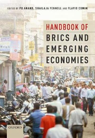 Handbook of BRICS and Emerging Economies - PB Anand