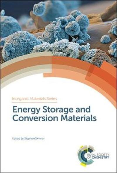 Energy Storage and Conversion Materials - Stephen Skinner