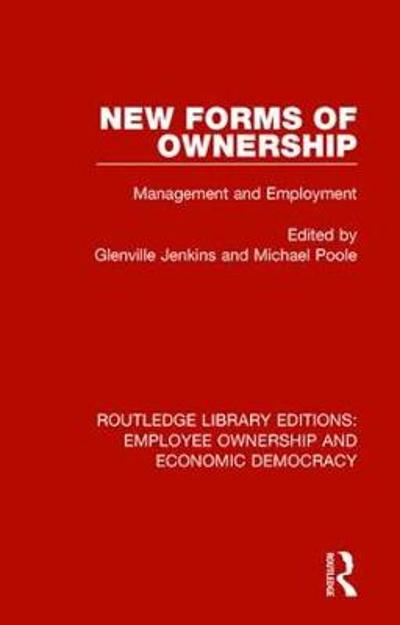 New Forms of Ownership - Glenville Jenkins