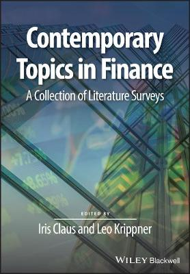 Contemporary Topics in Finance - Iris Claus