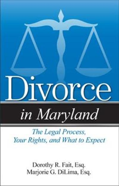 Divorce in Maryland - Marjorie G DiLima