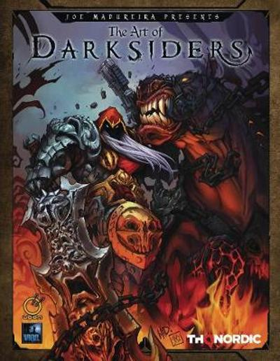The Art of Darksiders - THQ