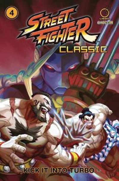 Street Fighter Classic Volume 4 - Ken Siu-Chong