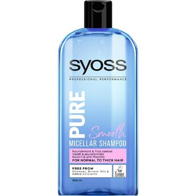 Syoss Pure Smooth Shampoo - Schwarzkopf