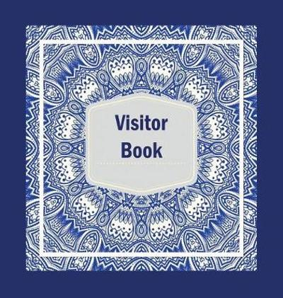 Visitor Book (Hardcover) - Lulu and Bell