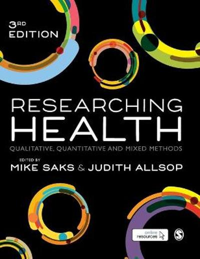 Researching Health - Mike Saks