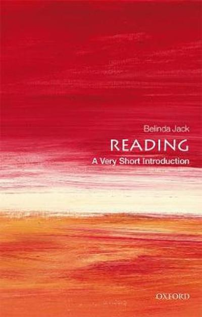 Reading: A Very Short Introduction - Belinda Jack