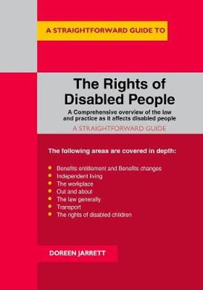 The Rights Of Disabled People - Doreen Jarrett