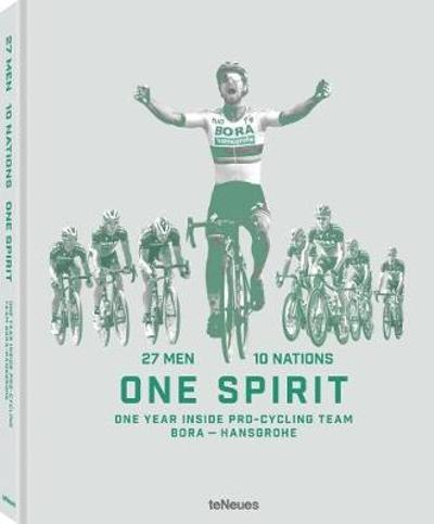 27 Men 10 Nations One Spirit: One Year Inside Pro-Cycling Team Bora-Hansgrohe - Teneues