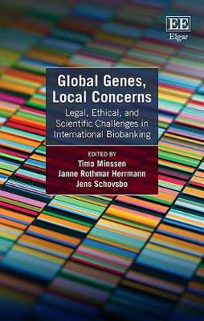 Global Genes, Local Concerns - Timo Minssen
