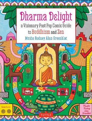 Dharma Delight - Rodney Alan Greenblat