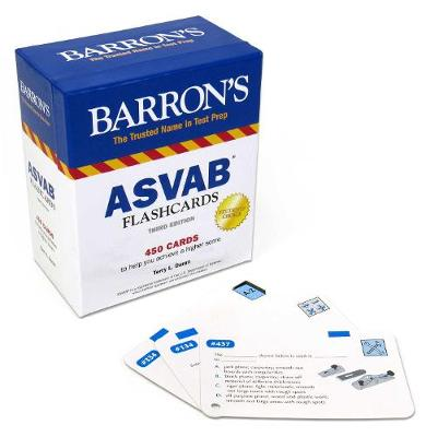 Barron's ASVAB Flashcards - Terry L. Duran