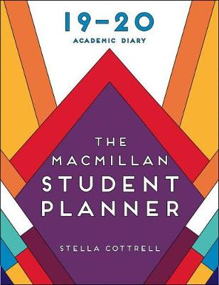 The Macmillan Student Planner 2019-20 - Stella Cottrell