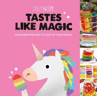 Jolly Awesome Tastes Like Magic - Jolly Awesome