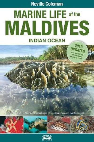 Marine Life of the Maldives - Indian Ocean - Neville Coleman
