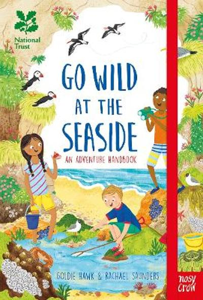 National Trust: Go Wild at the Seaside - Goldie Hawk