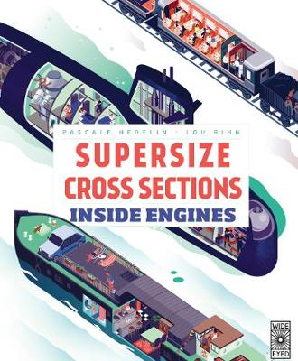 Supersize Cross Sections: Inside Engines - Pascale Hedelin