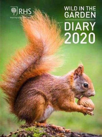 Royal Horticultural Society Wild in the Garden Pocket Diary 2020 - Royal Horticultural Society