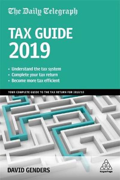 The Daily Telegraph Tax Guide 2019 - David Genders