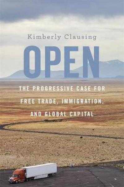 Open - Kimberly Clausing