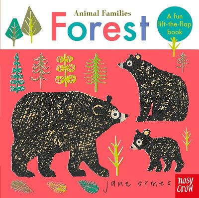 Animal Families: Forest - Jane Ormes