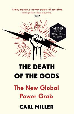 The Death of the Gods - Carl Miller