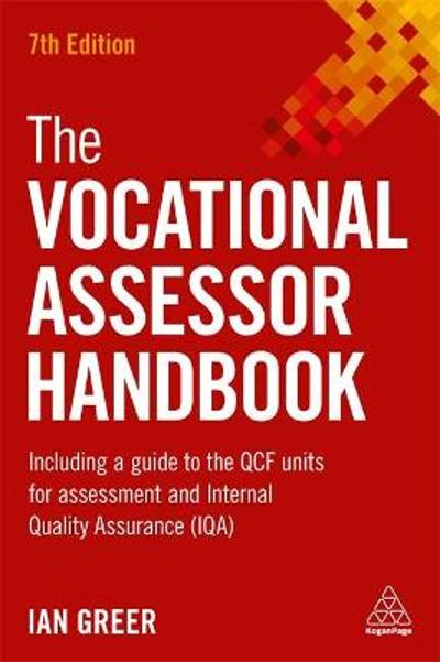The Vocational Assessor Handbook - Ian Greer