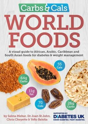 Carbs & Cals World Foods - Salma Mehar