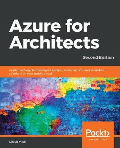 Azure for Architects - Ritesh Modi