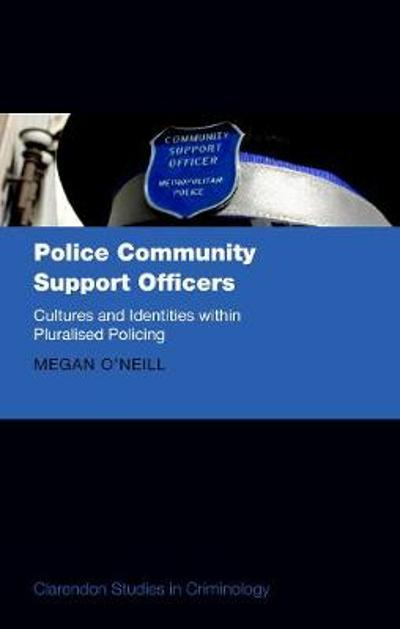 Police Community Support Officers - Megan O'Neill